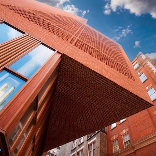 The award-winning Saw Swee Hock Student Centre for LSE