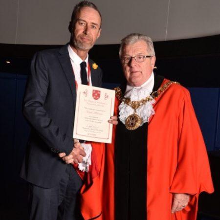 Osborne Community Investment Manager wins Award