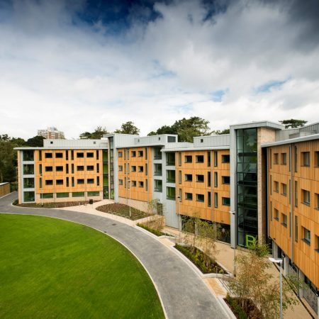Chamberlain Halls Student Accommodation in Southampton