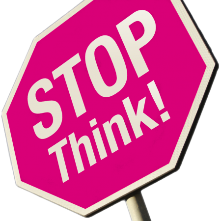 STOPThink! – Think Differently – Make better Decisions!