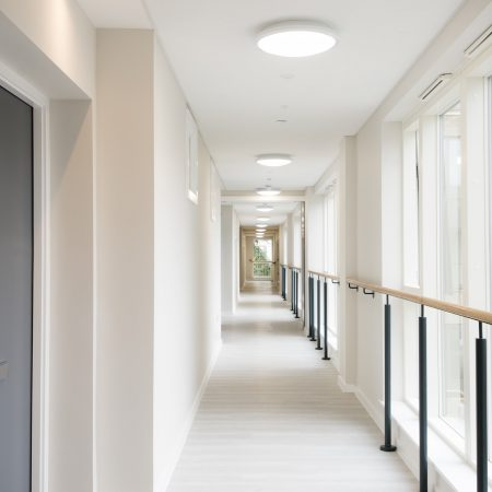 Early Collaboration Leads to Dementia Facility Design With Patient Care at Core