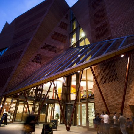 LSE Saw Swee Hock Student Centre- Considered craftsmanship delivers BREEAM Outstanding further education campus building