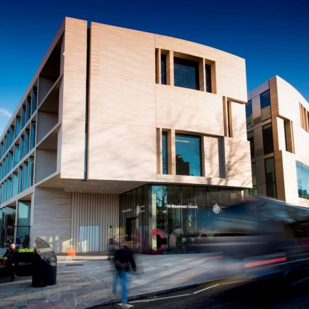 Stockwell Street – Sustainable higher education development achieves BREEAM Excellent accreditation