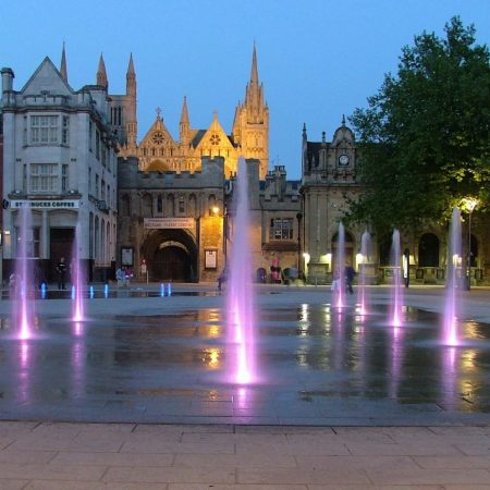 Cathedral Square – Historic city centre regeneration achieved through continuous collaboration