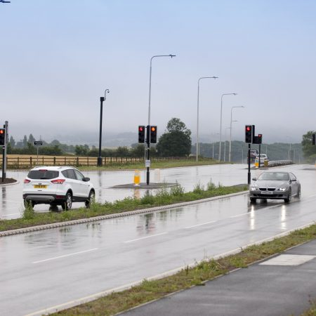 Collaboration Reduces Road User Impacts at Gaydon, M40 J12