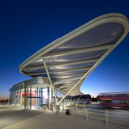The Hard Transport Hub – Value engineered solutions safeguard the Architectural vision