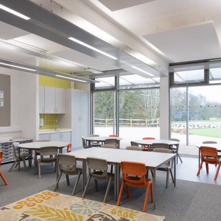 Castle Hill Primary School – Offsite construction provides cost-effective and rapid delivery solution for new build Primary School