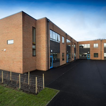 Downview Primary School – Outstanding service characterises approach for new education facility