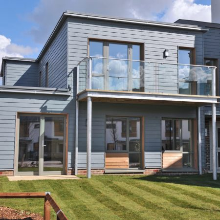 Bryce Lodge – Product and project engineering solutions deliver rapid build of energy efficient, affordable rent homes