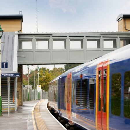 Three AfA schemes designed and built for a Train Operating Company in just 12 months