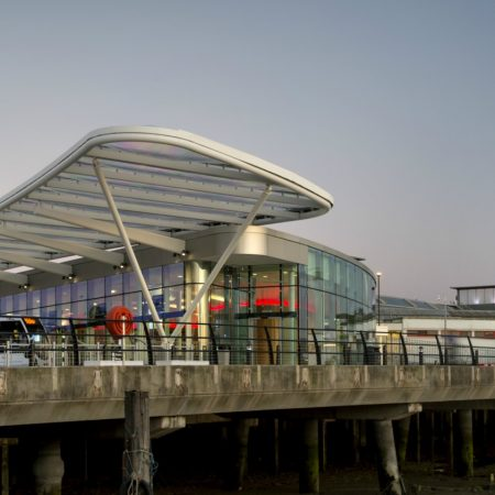 Sustainable Transport Hub Solution at The Hard