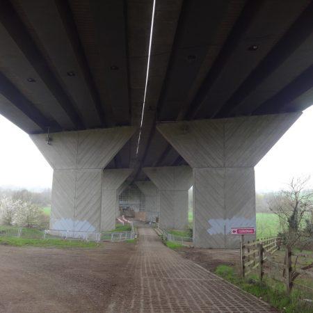 Building Information Modelling (BIM) improves efficiency at M25 Gade Valley Viaduct Repairs