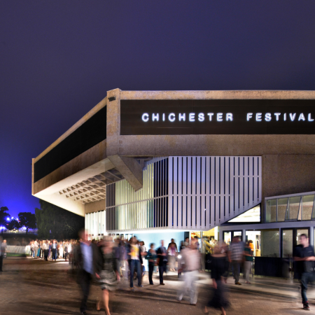 Chichester Festival Theatre – Constructing a union of past and present