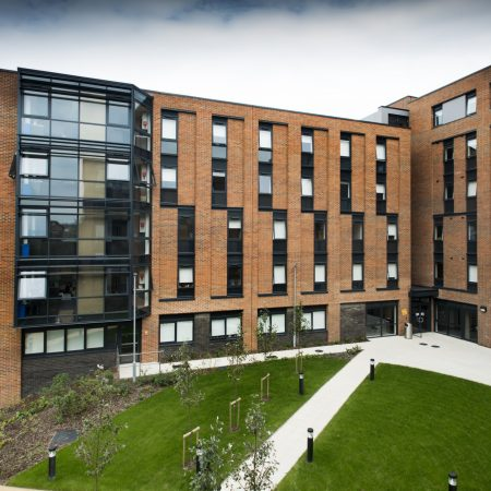 Joint venture student accommodation development in Winchester