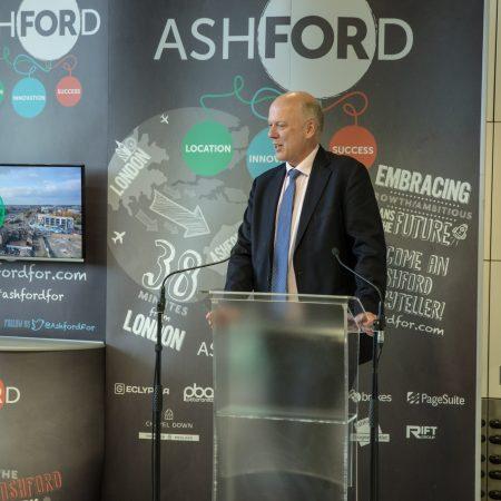 Ashford Station's International Success