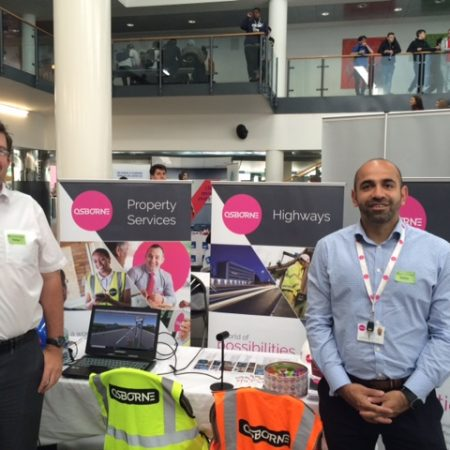 East Surrey Careers Fair Showcases Construction as more than just a job