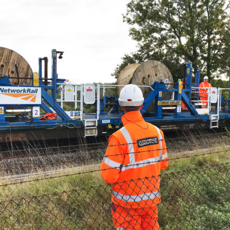 Full speed ahead for E&P on Wessex Route