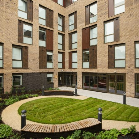 Develop and Operate – Direct-Let Student Living