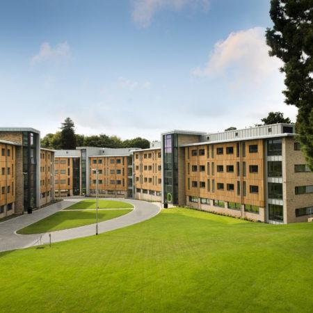 Design and Build – Chamberlain Halls Southampton