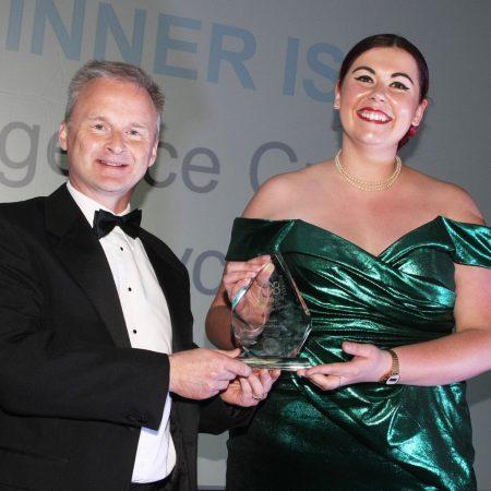 Osborne sponsored the Customer Service category for the Chichester Observer & Gazette Business Awards 2018
