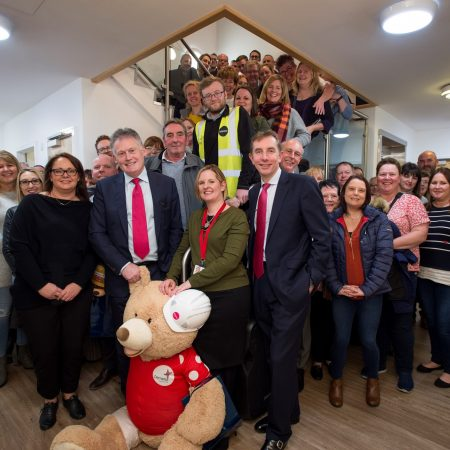 Legacy – Demelza Children's Hospice 'Space to Grow' Project