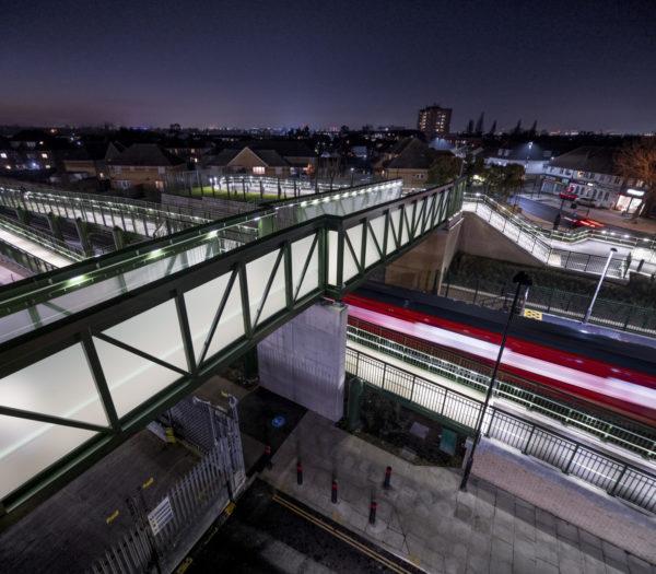 Feltham Station Completion