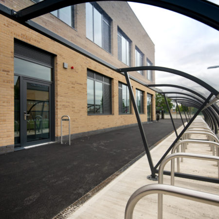 Greenford High School – Off-site solution saves 10 weeks