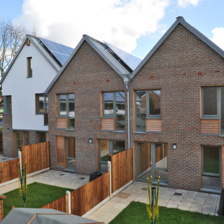 Housing – Fabric First for Low Carbon Living