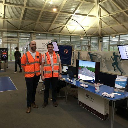 Osborne attend Engineers Inspire ICE 200