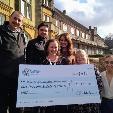 Osborne Communities Raise Funds for Local Services
