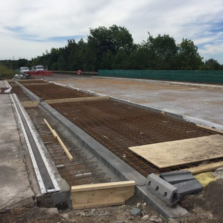 New solution reduced major traffic disruption for busy interchange