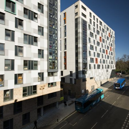 Creative approach to student accommodation demand at Southampton