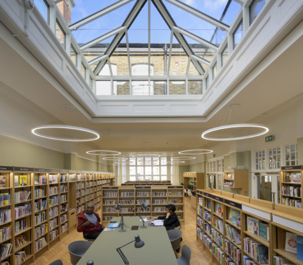 Plumstead Library