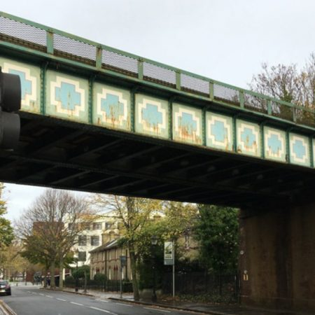 Burnaby Road Bridge Replacement Grabs Gold Award from Network Rail