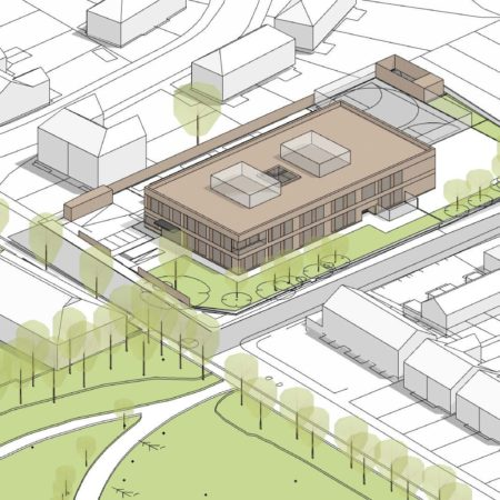 Greenvale School – Off-site Low Carbon Design