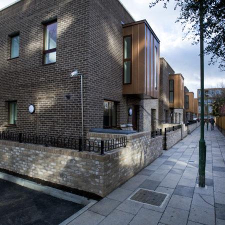Rowstock Gardens, London – Sustainable Mixed Tenure Development