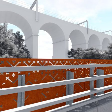 BIM Level 2 for Bridge over the Mersey
