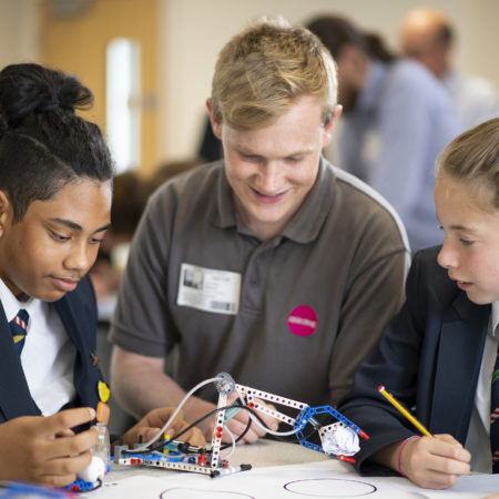 Social Value – STEM Education Programme Creates the Next Generation of Engineers
