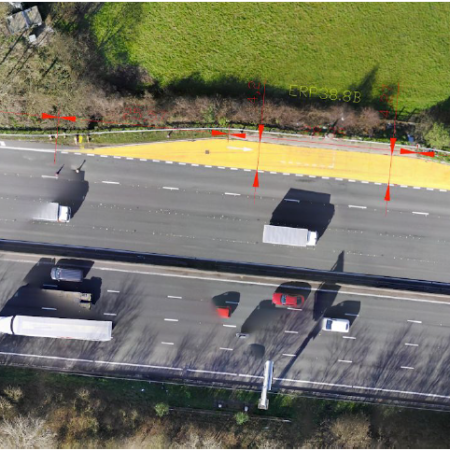 Digital Twin – Mapping the M25
