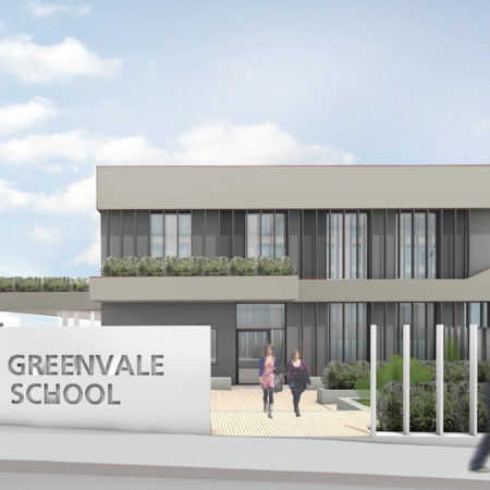 Greenvale School – Off-site Low Carbon Design