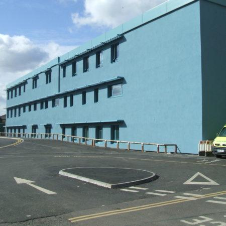 Watford AAU – Modular build saves 6 months