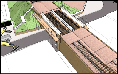 Rail Viaduct Repairs Featuring Digital Modelling and Data Capture