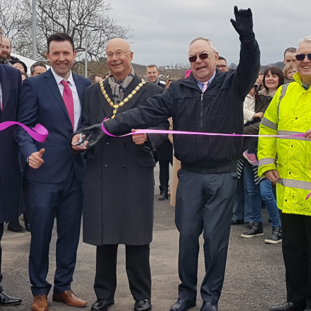 Apsley Project Opens