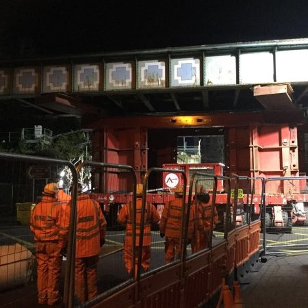 3D Modelling and Animation Minimise Disruption During Bridge Replacement