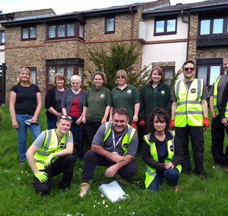 Communities Celebrate National Gardening Week