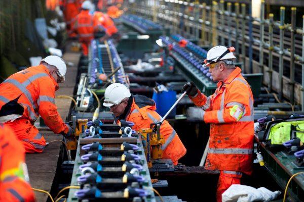 TI - Rail - Electrification P-Way & Signalling - Avon Stour