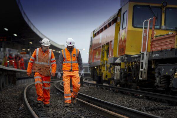 Vauxhall Rail Works 26.12.18 (10)