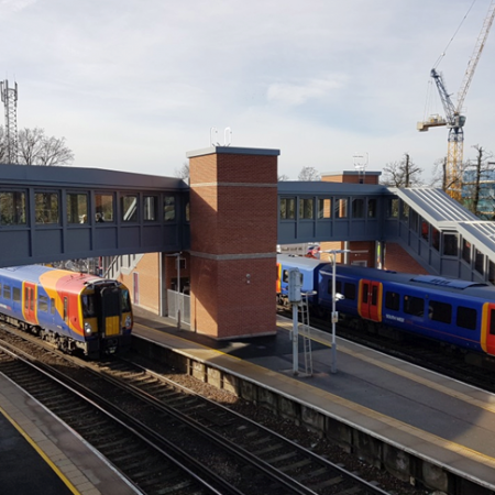 Delivering 'Access for All' Improvements Alongside Platform Extension Programme