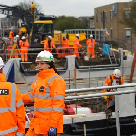 Osborne Scoops Silver Accolade for Bridge Replacement Work
