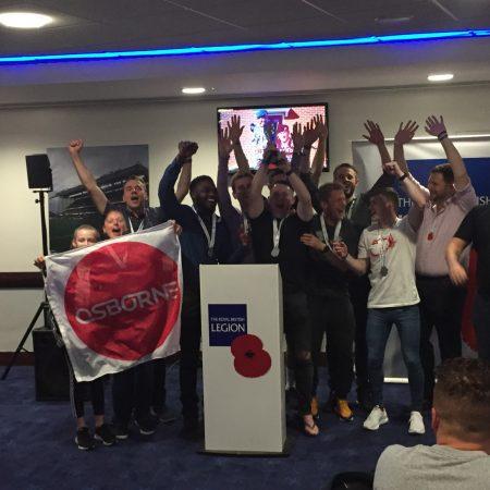 Football Tournament Raises 50k for Charity